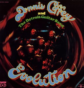 a Dennis-Coffey-Evolution-album