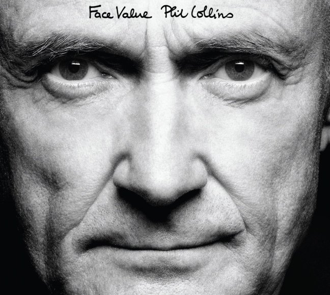 Phil Collins 1 Face Value