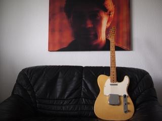 Fender Telecster 1971 Robbie Robertson